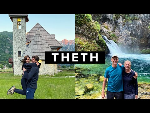 My Parents travel to ALBANIA! Visiting the beautiful village Theth   Journey Albania