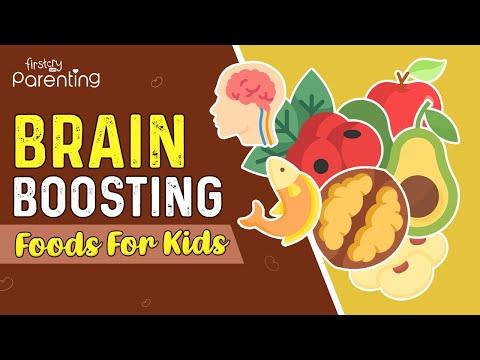 12 Best Brain Development Foods for Kids