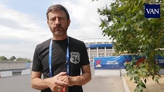 MUNDIAL DE RUSIA 2018 | Messi contra Francia