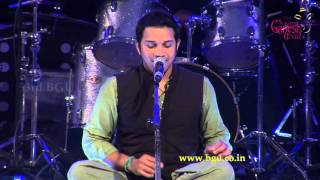 "Classical fusion ""Raghu vamsha sudha"" song by Karthik @ 53rd Bengaluru Ganesh Utsava..!!!"