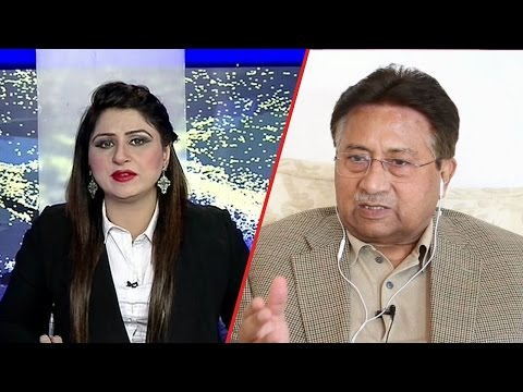 Tonight With Fareeha 19 October 2016 | Pervez Musharraf