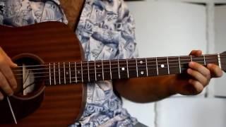 Уроки гитары  Как играть на гитаре Titanic   My Heart Will Go On