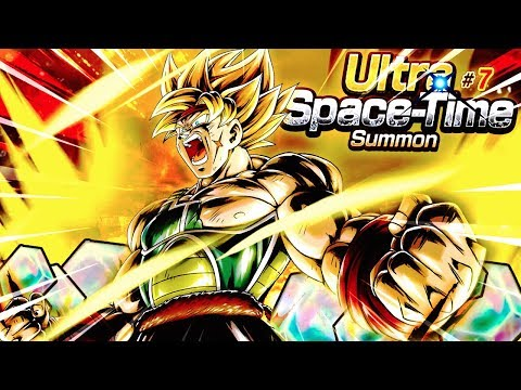SPARKING SSJ BARDOCK IS HERE! | Dragon Ball DB Legends Summons