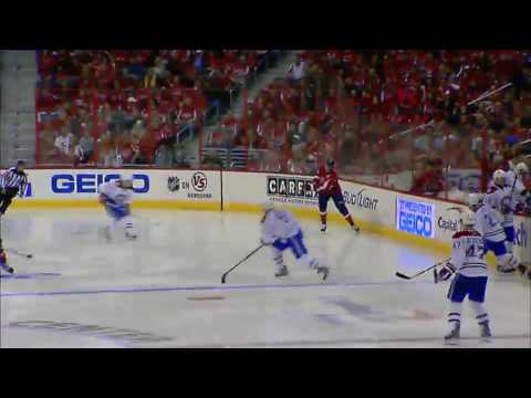 Nicklas Backstrom hat trick 4/17/10