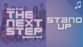 """♪ """"Stand Up"""" (Theme Song) ♪ - Songs from The Next Step Video"""