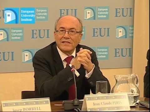 Jean-Claude Piris - The Future of Europe: Towards a Two-Speed EU?