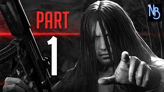 Hatred Walkthrough Part 1 No Commentary