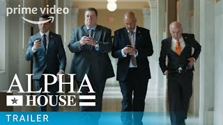 Amazon Originals: Alpha House pilot trailer
