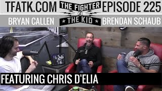 Download lagu The Fighter and The Kid - Episode 225: Chris D'Elia