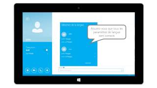 How To Set Up Skype Translator for Hard of Hearing Accessibility (French)