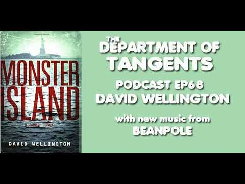 DoT EP68: Author David Wellington From NECON 38 Plus New Music From Beanpole