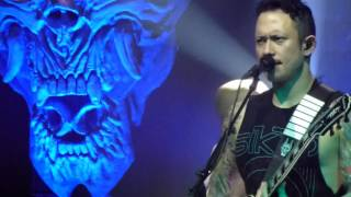 Trivium - 'Strife' live at Melkweg Amsterdam, 21 February 2017 Resimi
