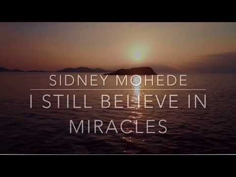 I Still Believe In Miracles - Sidney Mohede (Lyric Video)