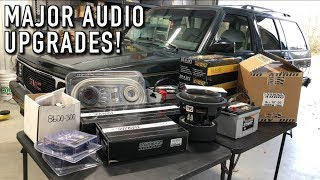 Major Sound System Upgrades To Come, Here'S The Plan! Jimmy Resto Ep.7