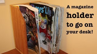 Magazine Holder