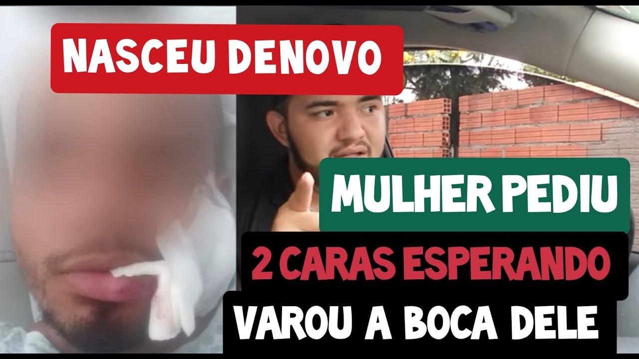 MOTORISTA SALVO POR UM MILAGRE, TENTATIVA DE ASSALTO NA BRASILANDIA