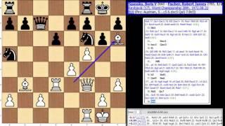 World Championship 1972-Game 17-Spassky, Boris V-Fischer,Robert James