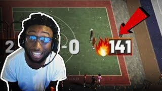 ENDING A 142 GAME WINNING STREAK!! HIGHEST IN NBA 2K HISTORY!!!! ( NOT CLICKBAIT ) NBA 2K19