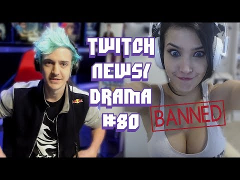 Twitch Drama/News (Ninja on losing subs, CinCinBear Banned, SonicFox, Anthem Closed Beta)