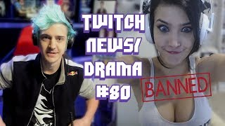 Twitch Drama/News #80 (Ninja on losing subs, CinCinBear Banned, SonicFox, Anthem Closed Beta)