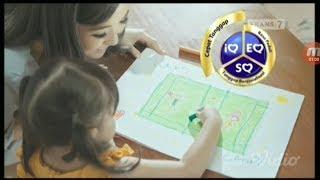 Iklan Susu Bebelac 3 Lapangan Bulutangkis 2018