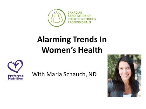 Alarming Trends in Women's Health