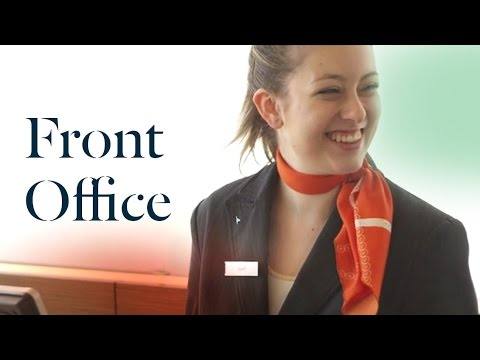 Life At Accor   Front Office