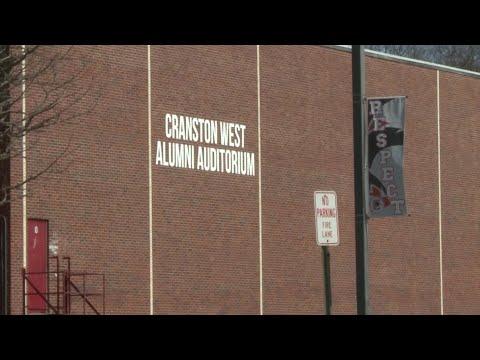 VIDEO NOW: Cranston West Vandalism