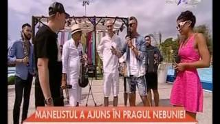 KAN MAHALA la Antena Stars STAR MATINAL 31-08-2016. Mahala Rai Banda feat. Buppy Brown.