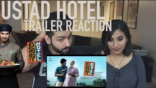 Ustad Hotel Trailer Reaction | Dulquer Salmaan | by RajDeep