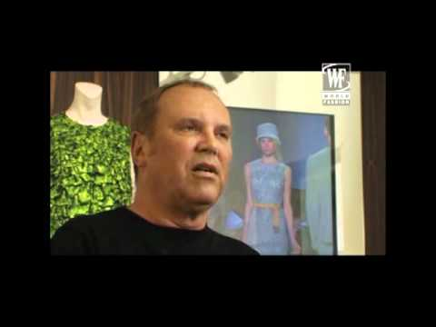 Fashion Designer Michael Kors Interview