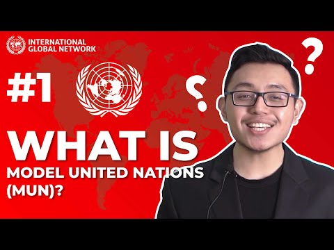 Episode 1: What Is Model United Nations (MUN)?