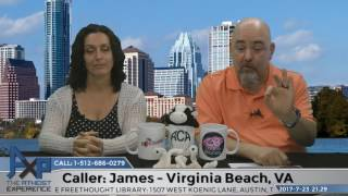 Value in the Bible Regardless of Belief  James   Virginia Beach VA  Atheist Experience 21.29
