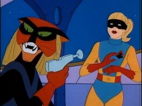 Space Ghost C2C 10 The Mask Charles Russell, Jim Carrey