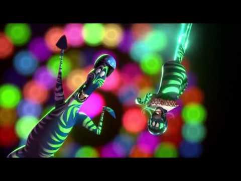 Мадагаскар 3 мультфильм полная версия на русском