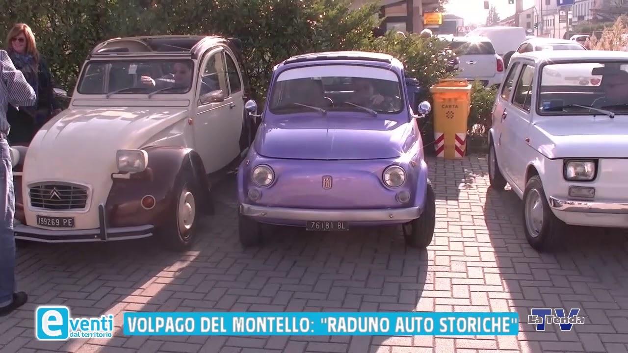 EVENTI - Volpago del Montello - Raduno Auto Storiche