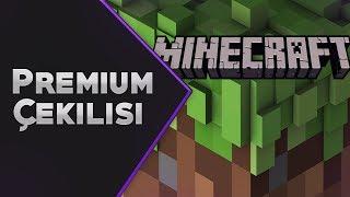 Minecraft Premium Çekilişi Hemde 3 Tane