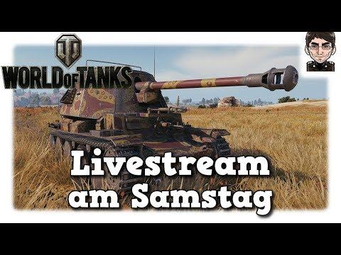 World of Tanks - Aufzeichnung Livestream vom 25.01.