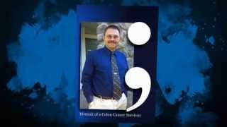 Semicolon Book Promo