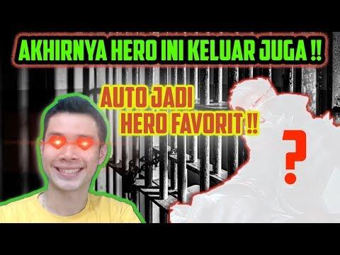 AKHIRNYAA KELUAR JUGA HERO INI!! AUTO JADI HERO FAVORIT!! - Mobile Legends