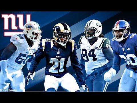 New York Giants sign Olivier Vernon, Janoris Jenkins, and Damon ...