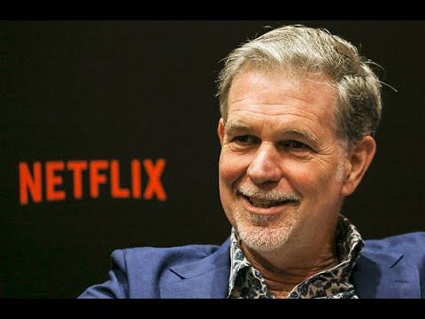 Netflix Co-Founder on CEO Reed Hastings: He's courageous and ...