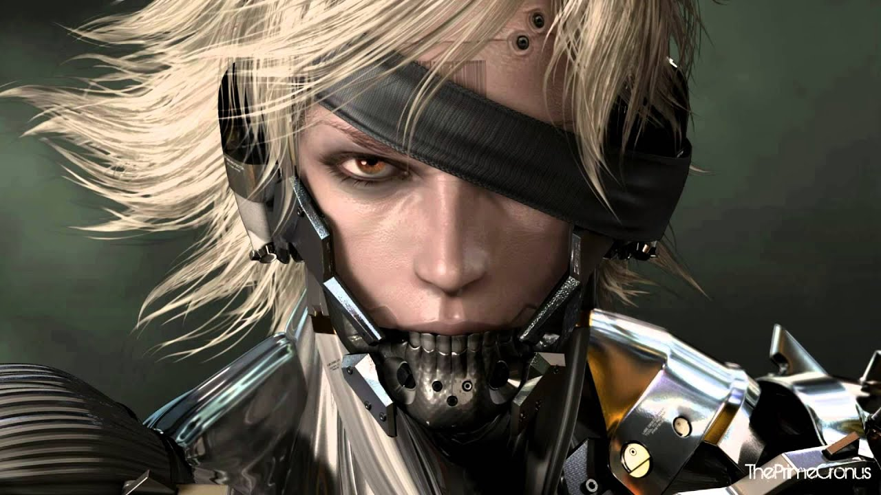 Top 10 Metal Gear Rising Songs (5-1) - YouTube