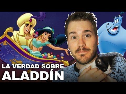 ALADDIN DE DISNEY | CUENTO REAL Y ORIGEN | Javier Ruescas