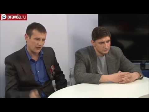 Морпех Отраковский Иван