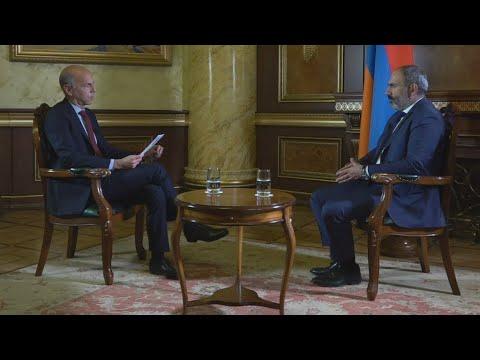 Exclusive: Armenian PM Pashinyan announces resignation, snap elections