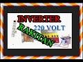 Cara merakit Inverter 12 volt menjadi 220