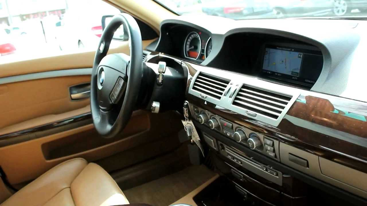 BMW I Village Luxury Cars Toronto YouTube - 2008 bmw 750i