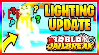 JAILBREAK NEW UPDATE 🔴 ROBLOX LIGHTING UPDATE | ❄️ Jailbreak Winter Update Soon | Jailbreak LIVE