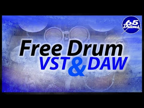 Free Drum VST and DAW (That You Can Use With Electronic Drums)